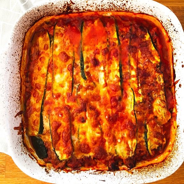 Powerful Protein Lasagne