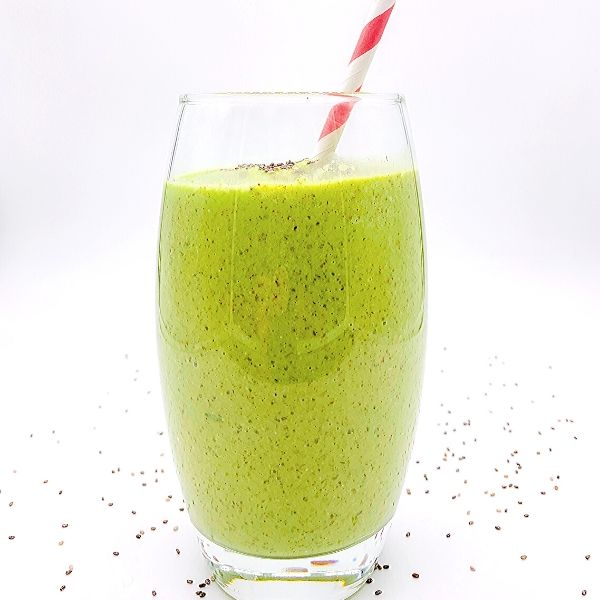 Guilt Free Green Smoothie