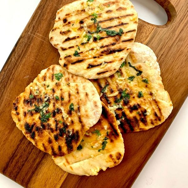 Herb & Garlic Flatbread