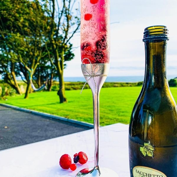 Berry Pink Prosecco