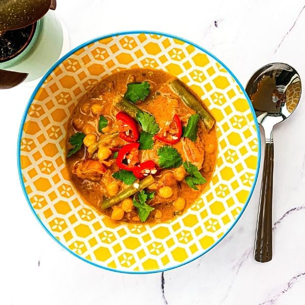 Chickpea & Veggie Curry