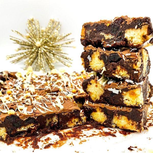 Baileys Chocolate Tiffin