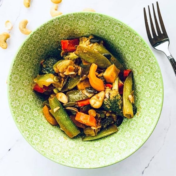 Hoisin Veggie Stir-Fry